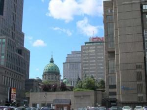Montréal entre tradition et modernité