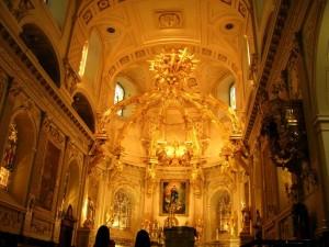 basilique Notre Dame Québec