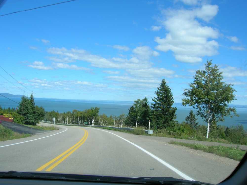 Route de Gaspésie