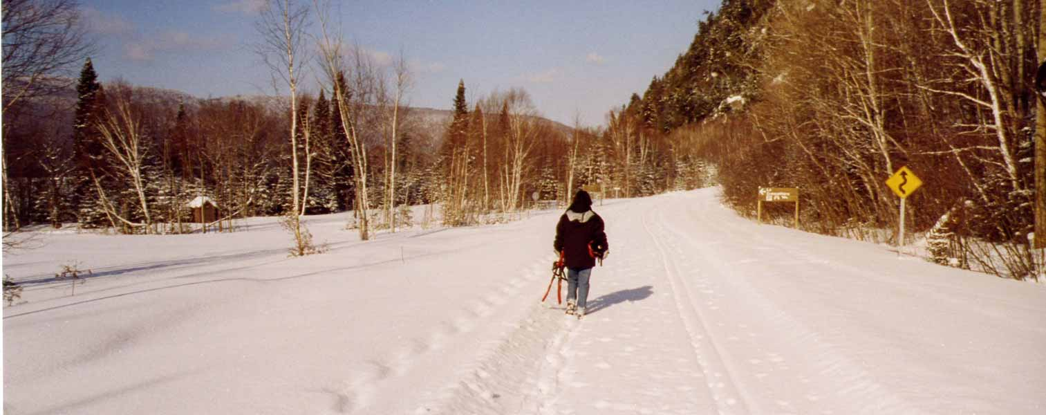 circuit au canada en hiver il faut se protéger du froid