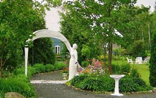 Jardins de Cristal - Entree