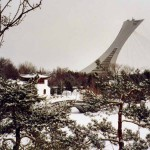 Le jardin botanique de Montréal et le parc olympique