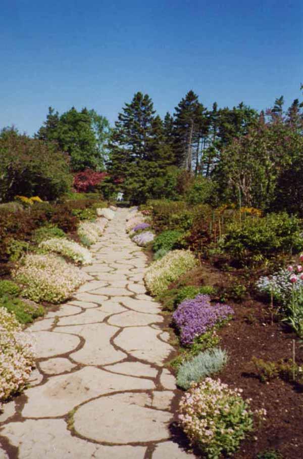 Les jardins de Métis Rimouski