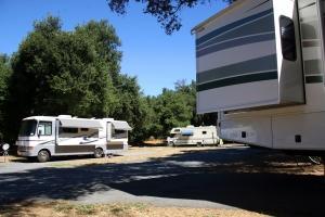 Parking camping car canada