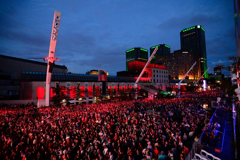 Festival International de Jazz de Montréal (Crédit photo : Victor Diaz Lamich)